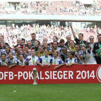 Kann Frankfurt den Seriensieger Wolfsburg stoppen?
