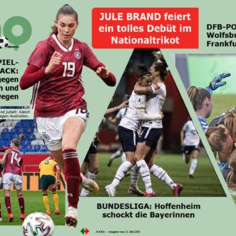 """5 Fragen und Antworten zum neuen Magazin """"FiDo – Frauenfußball in Deutschland online"""""""
