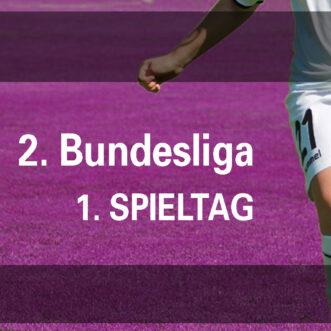 Zweite Liga: Vormittäglicher Doppelstart nach Eröffnungsabsage, Top-Spiel erst Mittwoch